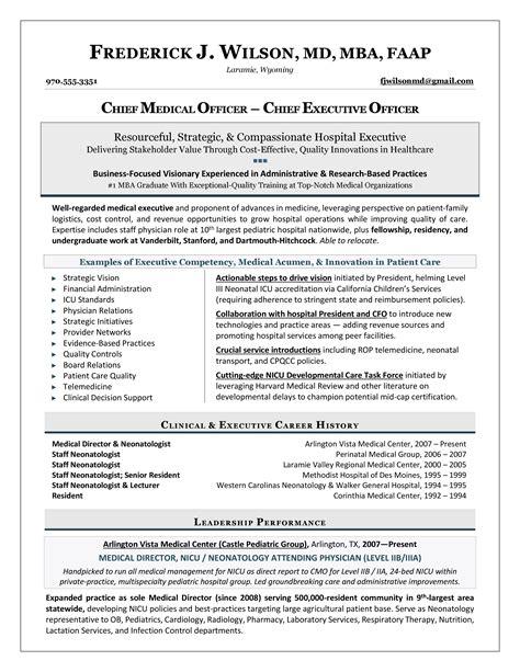 Best Resume Sample For Safety Officer Medical Officer Resume Sample Best Sample Resume