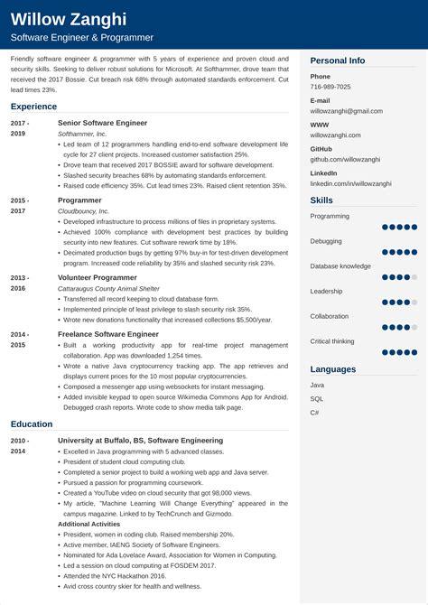 Best Resume Software Pc Software Engineering Manager Resume Samples Jobhero