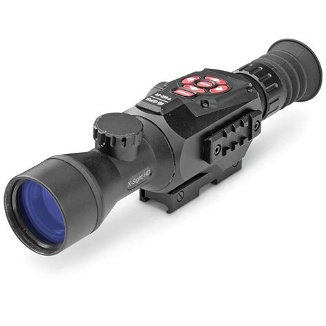 Rifle-Scopes Best Rifle Scope For Night Hunting.