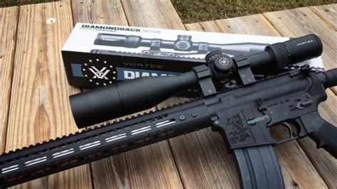 Rifle-Scopes Best Rifle Scope For Under 750 Dollars For Ar-10.