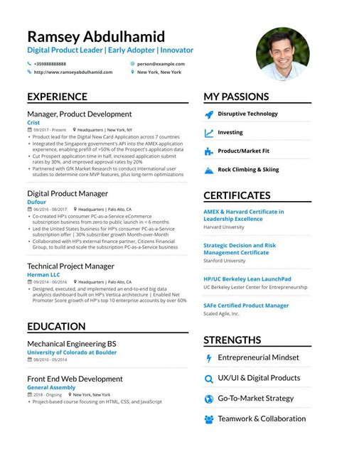 Best Sample Resume For Project Manager Project Manager Resume Sample Best Sample Resume