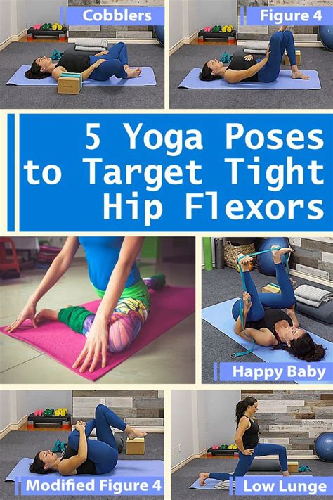 best stretches for tight hips low disc psinc