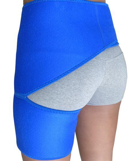 best treatment for hip flexor injury wraps