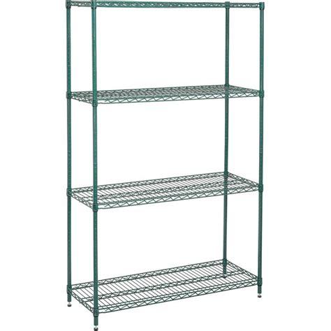 Best Value 74 H  Four Shelf Shelving Unit