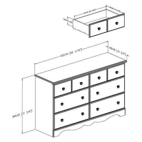 Best Dresser Size