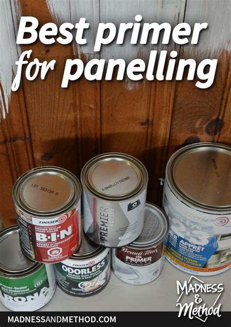 Best Primer For Stained Wood