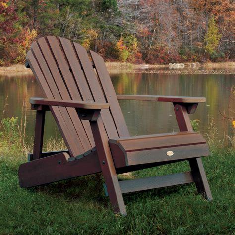 Best Wood To Make Adirondack Chairs