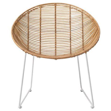 Betio Braided Papasan Chair