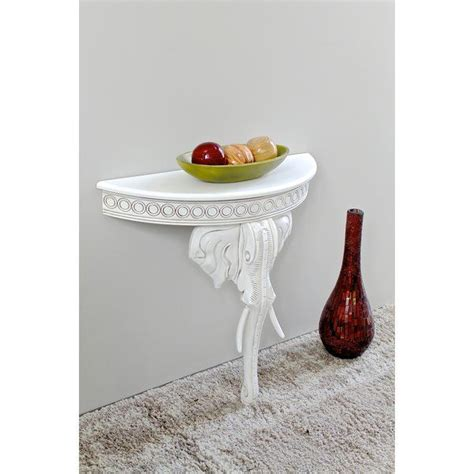 Betty Half-Circle Console Table