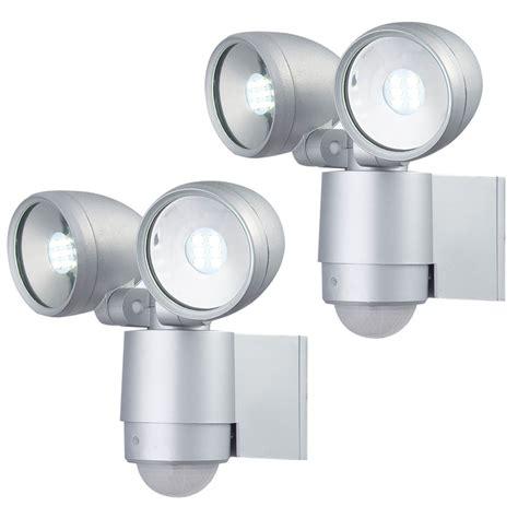 Bewegungsmelder Lampe