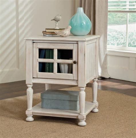 Bezons End Table With Storage