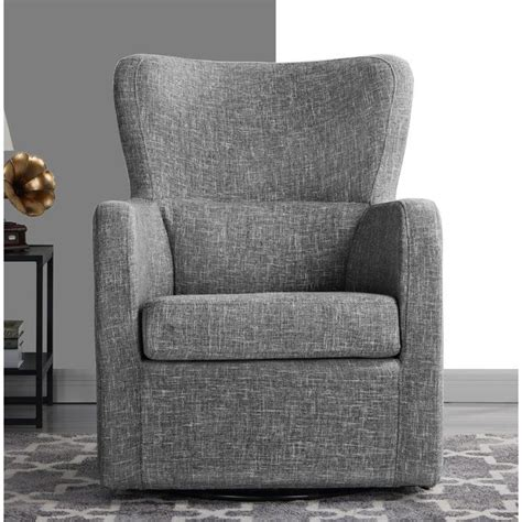 Bibbs Swivel Armchair