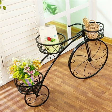 Bicycle Plant Stand  Ebay.