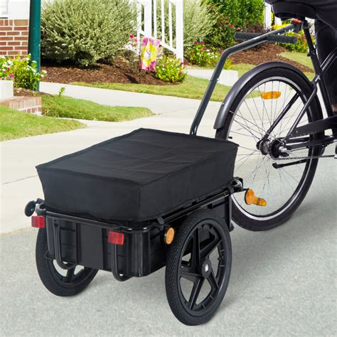 Bicycle Trailers For Cargo