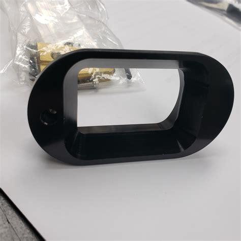 Glock-19 Big Mouth Magwell Glock 19.