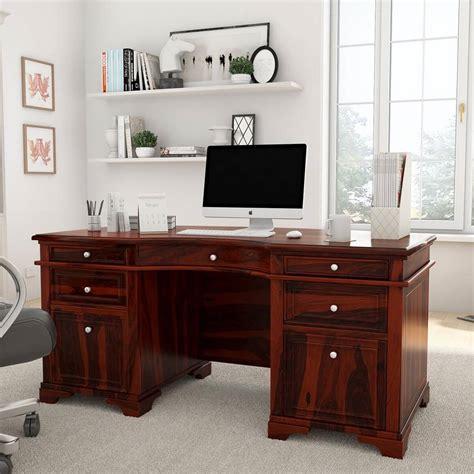 Big Wooden Desk