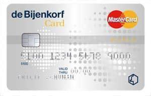 Bijenkorf Card Credit Card Creditcard Aanvragen Vergelijk D Beste Kaarten Oktober