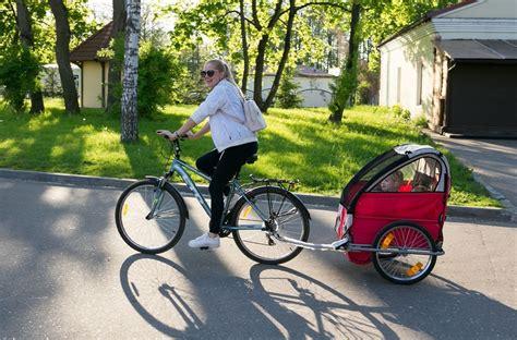 Bike With Trailer