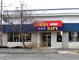 Army-Surplus Billings Army Navy Surplus.
