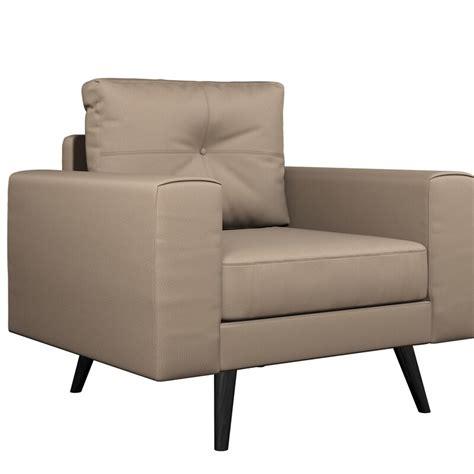 Binns Vegan Leather Armchair
