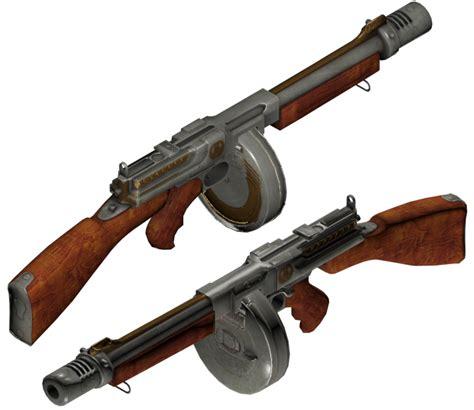 Tommy-Gun Bioshock Infinite Tommy Gun.
