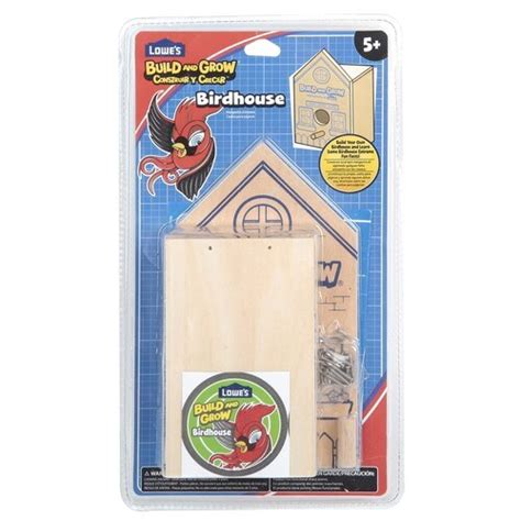 bird house kits lowes