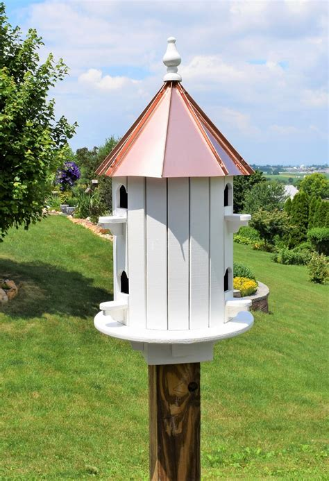 bird houses amish handcrafted