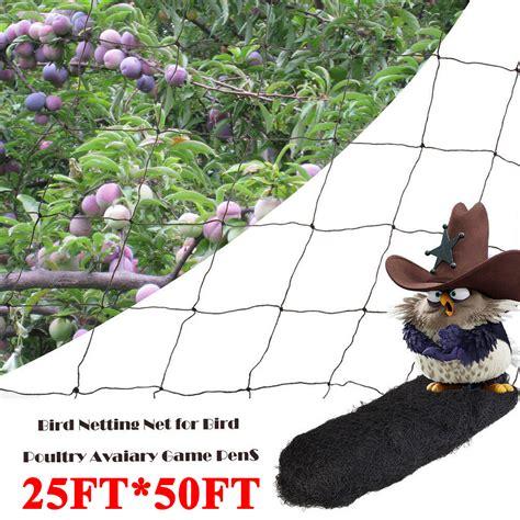 Bird Netting Bird Poultry Aviary Game Pen