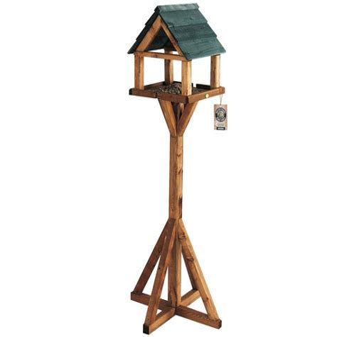 Bird Table Design Plans