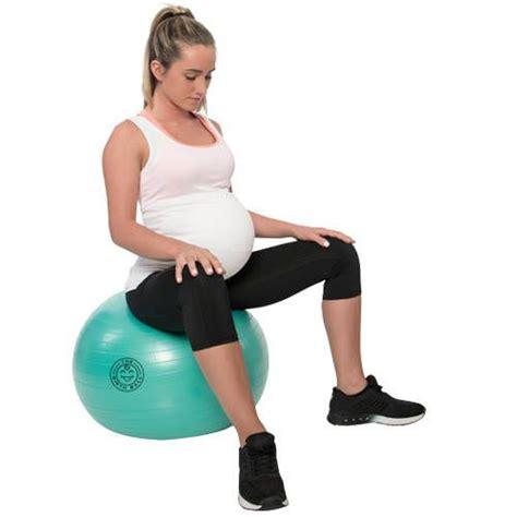 birthing ball exercises for back pain
