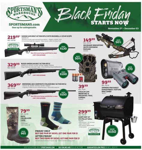 Sportsmans-Warehouse Black Friday Deals Sportsmans Warehouse.