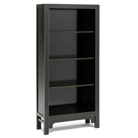 Black Bookcases Uk
