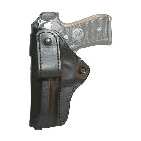 Glock-19 Blackhawk Leather Iwb Holster Glock 19.
