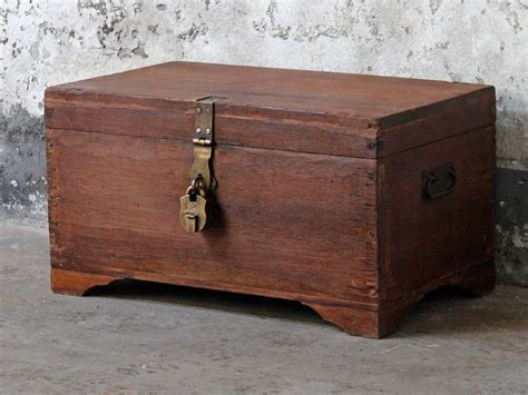 Blackhawk Wood Storage Chest