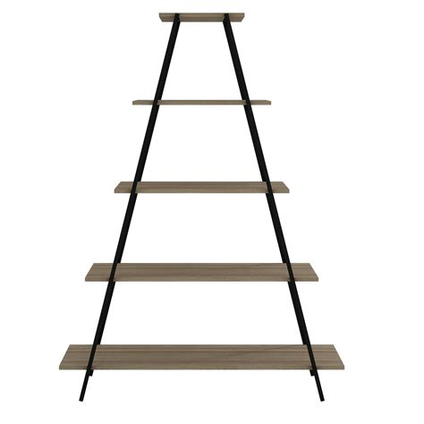 Blaire Pyramid Standard Bookcase