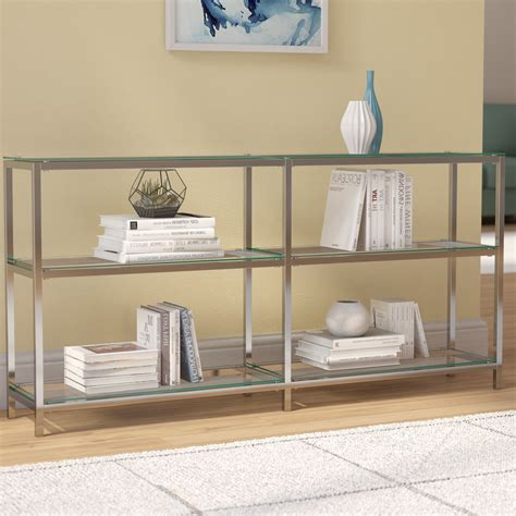 Blairs Accent Etagere Bookcase