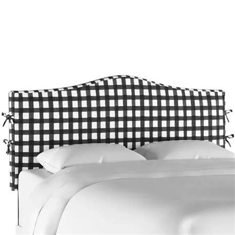 Blenheim Slipcover Upholstered Panel Headboard