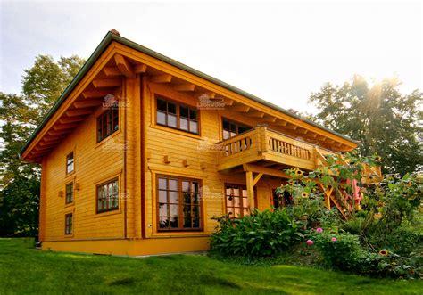 Blockhaus Villa