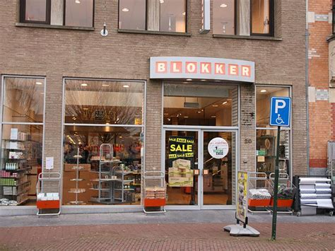 Blokker Hulst Openingstijden