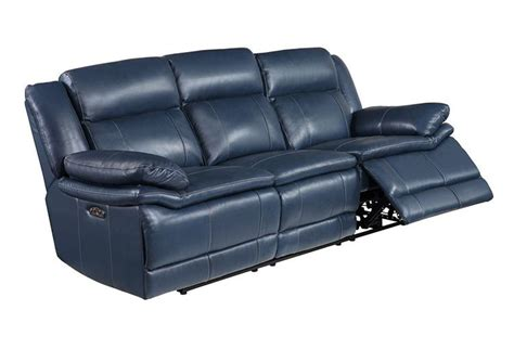 Blue Reclining Sofa Pet Buy Storage Sofa From Bed Bath Beyond