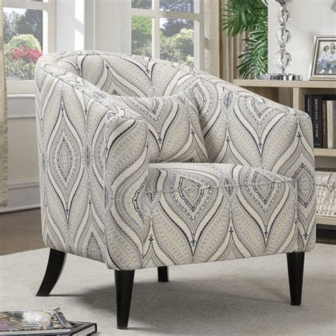 Bluff Accent Barrel Chair