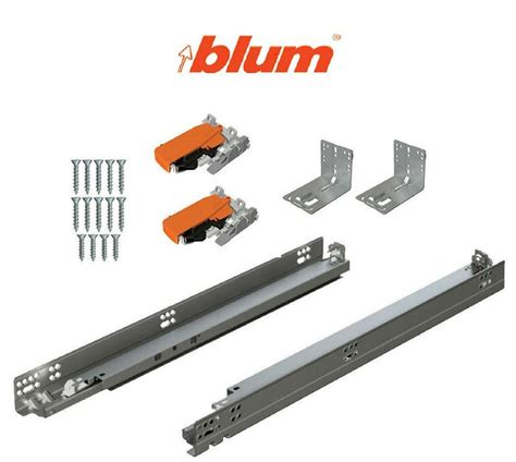 Blum Bottom Mount Drawer Slides