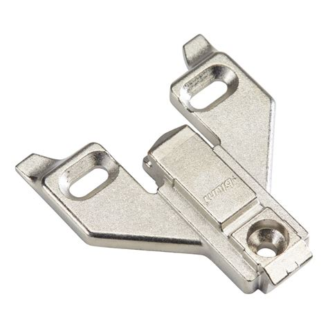 Blum Face Frame Mounting Plate