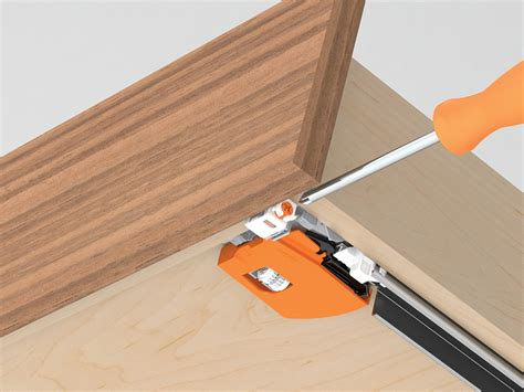 Blum Full Extension Drawer Slides