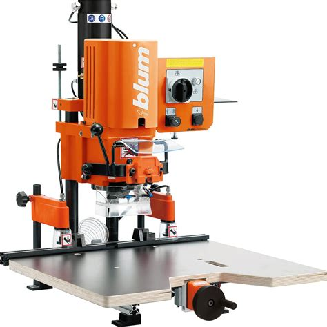 Blum Hinge Boring Machine