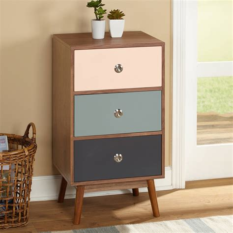 Blush Accent Cabinet