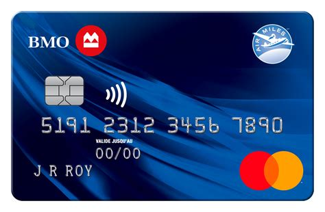 Bmo Credit Card Balance Check Air Miles Mastercard Credit Cards Bmo Bank Of Montreal