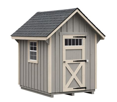 Board And Batten Shed Plans