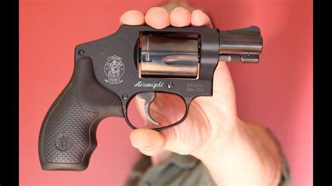 Gun-Shop Bodyguard Vs Airweight.