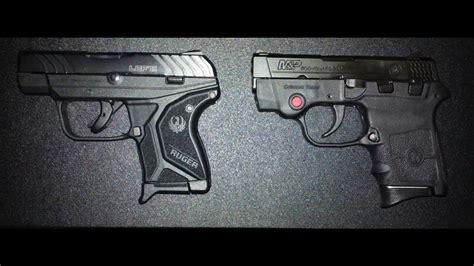 Gun-Shop Bodyguard Vs M&p Shield.